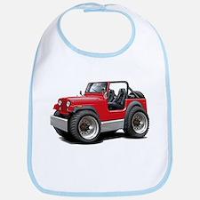 Jeep Red Bib