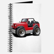 Jeep Red Journal