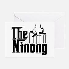 The Ninong Greeting Cards (Pk of 10)