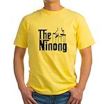 The Ninong Yellow T-Shirt