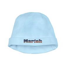 American Mariah baby hat