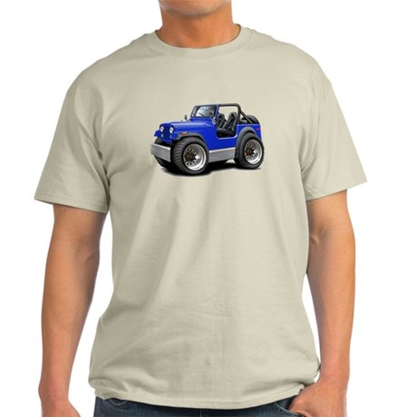 Jeep Blue Light T-Shirt
