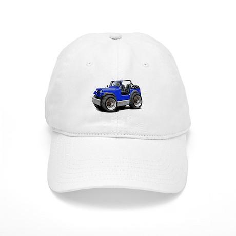 Jeep Blue Cap