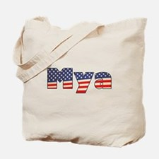 American Mya Tote Bag