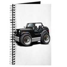 Jeep Black Journal