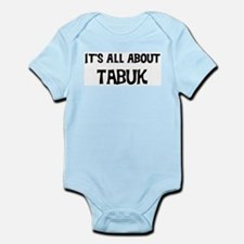 All about Tabuk Infant Creeper