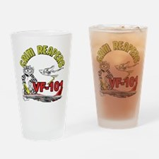 VF-101 Grim Reapers Drinking Glass