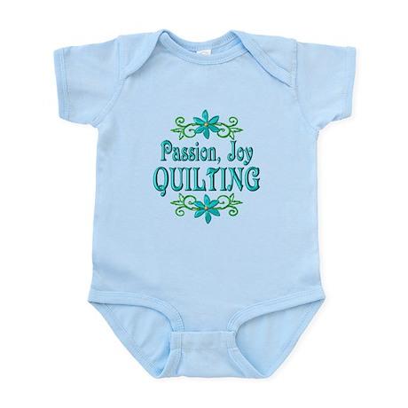 Quilting Joy Infant Bodysuit