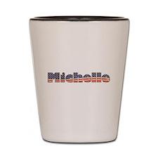 American Michelle Shot Glass