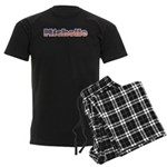 American Michelle Men's Dark Pajamas