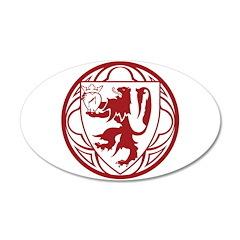 SHMS Logo Wall Decal