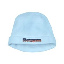 American Reagan baby hat