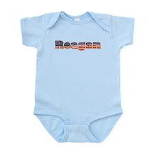 American Reagan Infant Bodysuit