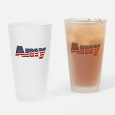 American Amy Drinking Glass