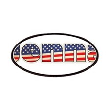 American Jenna Patches