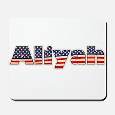 American Aliyah Mousepad