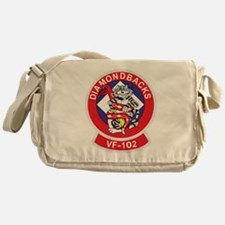 VF-2 Diamondbacks Messenger Bag