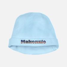 American Makenzie baby hat