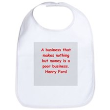 Henry Ford quotes Bib