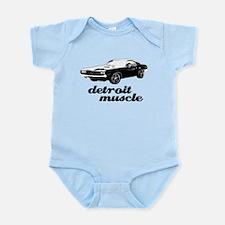 Detroit Muscle Infant Bodysuit