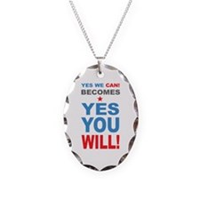 Yes You WIll Necklace