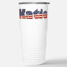 American Katie Stainless Steel Travel Mug