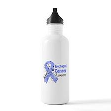 Esophageal Cancer Awareness Water Bottle