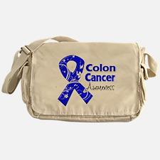 Colon Cancer Awareness Messenger Bag