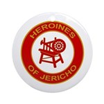 Heroines of Jericho Ornament (Round)