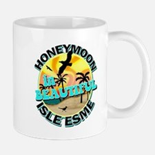 Honeymoon in Beautiful Isle Esme Mug