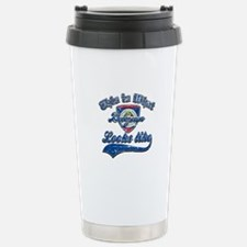 Looks like Belizean Stainless Steel Travel Mug