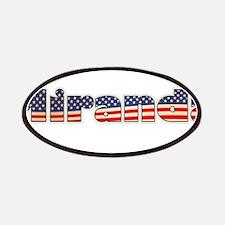 American Miranda Patches