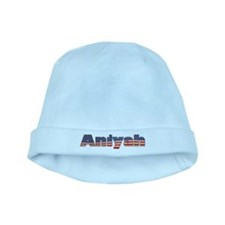 American Aniyah baby hat