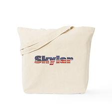 American Skylar Tote Bag