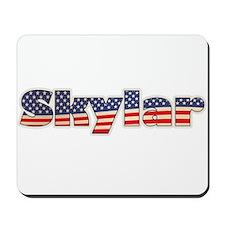 American Skylar Mousepad