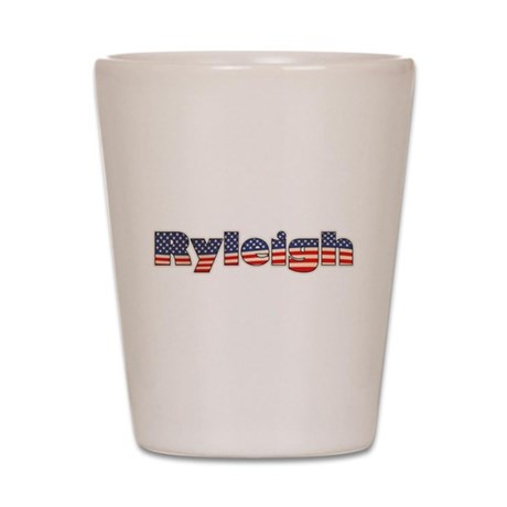 American Ryleigh Shot Glass