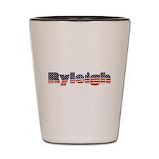 American Ryleigh Shot Glass