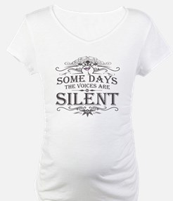Voices Are Silent (Martini) Shirt