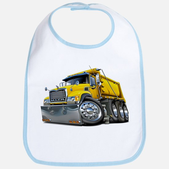Mack Dump Truck Yellow Bib
