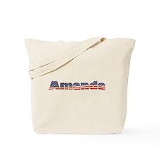 American Amanda Tote Bag