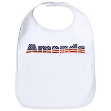 American Amanda Bib
