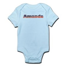 American Amanda Infant Bodysuit