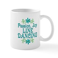 Line Dancing Joy Mug