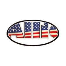 American Allie Patches