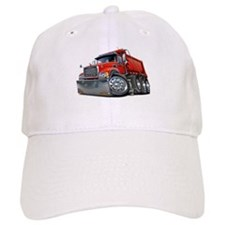 Mack Dump Truck Red Baseball Cap