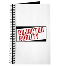 Rejected Reality Logo Journal