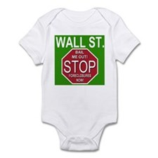 STOP Foreclosures Infant Bodysuit