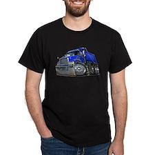 Mack Dump Truck Blue T-Shirt