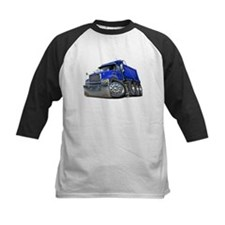 Mack Dump Truck Blue Tee