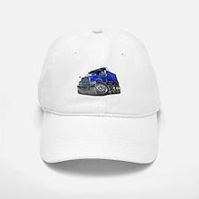 Mack Dump Truck Blue Baseball Baseball Cap